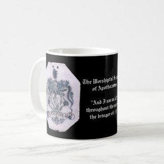 Pharmacist / Apothecary Coat of Arms Coffee Mug