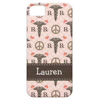 Pharmacist Caduceus iPhone 5 Covers