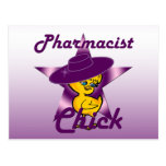 Pharmacist Chick #9 Postcard