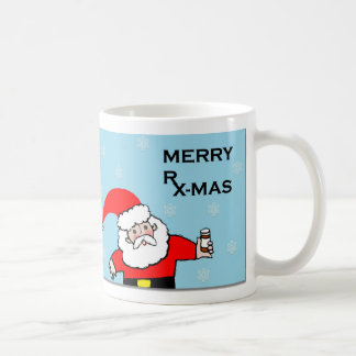 pharmacist Christmas Coffee Mug