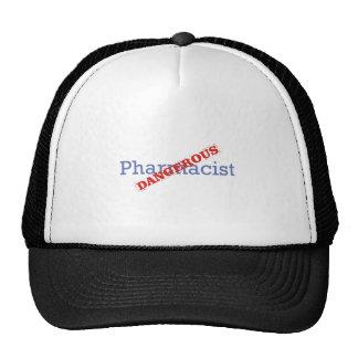 Pharmacist Dangerous Hat