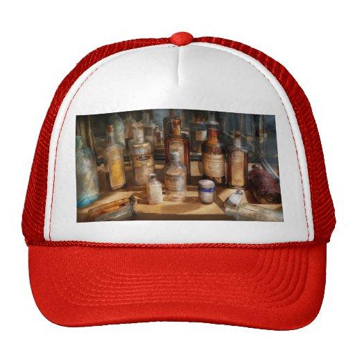 Pharmacist - Digestable Mesh Hat