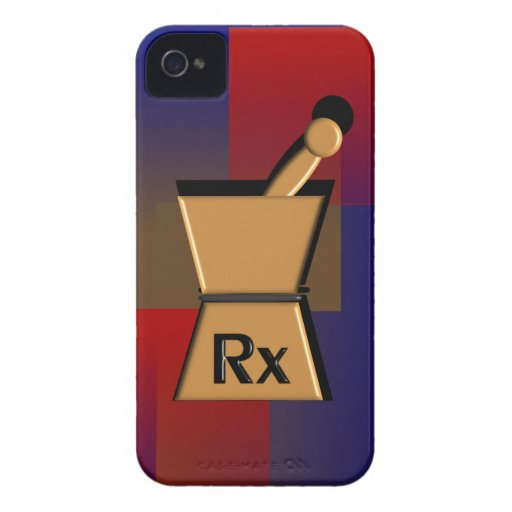 Pharmacist Electronics Cases Case-Mate iPhone 4 Case