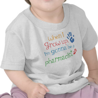 Pharmacist Future Infant Baby T-Shirt