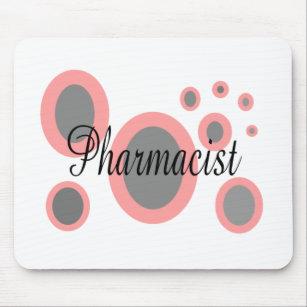 Pharmacist Gift Ideas--Unique Designs Mouse Mat