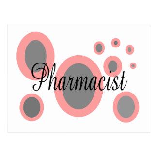 Pharmacist Gift Ideas--Unique Designs Postcard