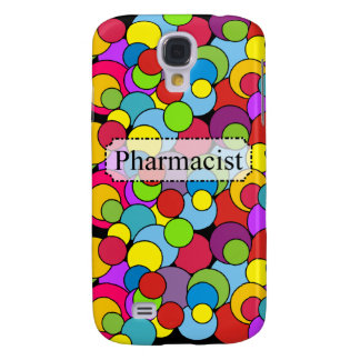 Pharmacist Gifts Whimsical Bubbles HTC Vivid Case
