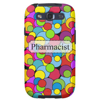 Pharmacist Gifts Whimsical Bubbles Galaxy S3 Cases