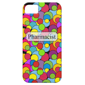Pharmacist Gifts Whimsical Bubbles Case For The iPhone 5