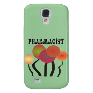 Pharmacist Gifts Whimsical Trees Design Samsung Galaxy S4 Covers