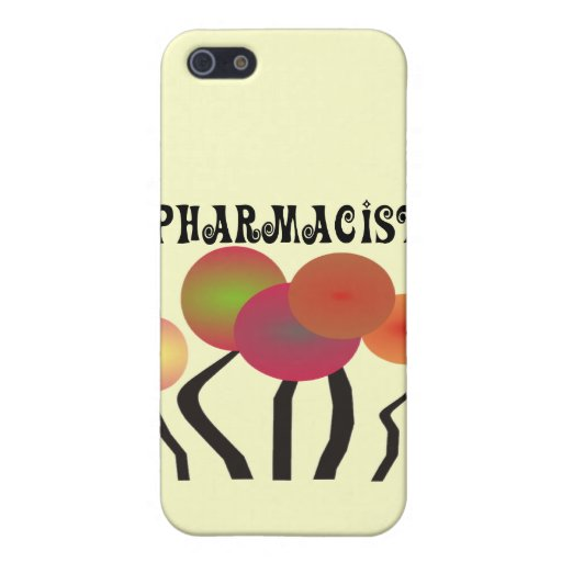 Pharmacist Gifts  Whimsical Trees Design Case For iPhone 5