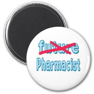 Pharmacist Graduation Products 6 Cm Round Magnet