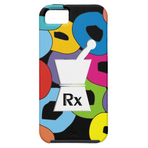 Pharmacist iPhone 4 and iPhone 5 Cases