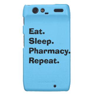 Pharmacist iPhone Cases Motorola Droid RAZR Cover