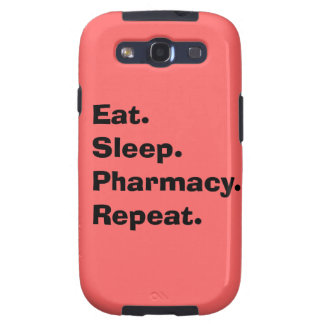 Pharmacist iPhone Cases Samsung Galaxy S3 Case