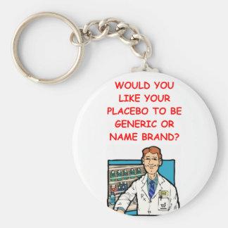 pharmacist key ring