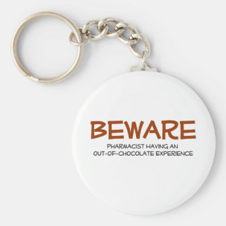 Pharmacist Key Ring