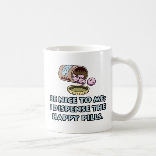Pharmacist & Nurse Mugs
