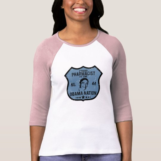 Pharmacist Obama Nation T-Shirt