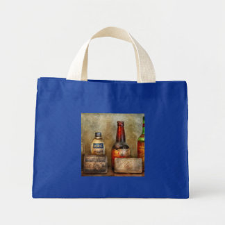 Pharmacist - On a Pharmacists Counter Canvas Bag