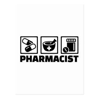 Pharmacist Post Cards