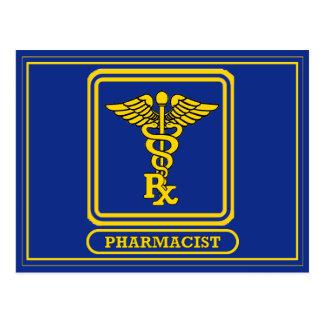 Pharmacist Postcards