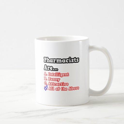 Pharmacist Quiz...Joke Mug