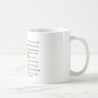 "PHARMACIST Story ARt ""He Lost it!"" Coffee Mug"
