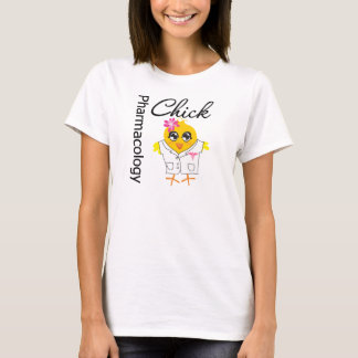 Pharmacology Chick T-Shirt