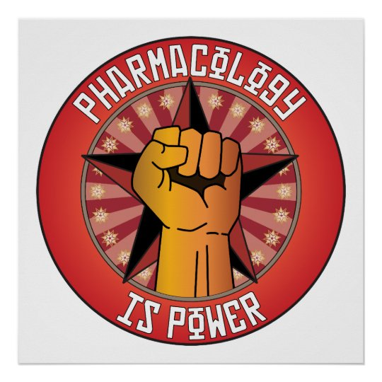 Pharmacology Is Power Poster