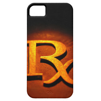 Pharmacology Symbol iPhone 5 Cases