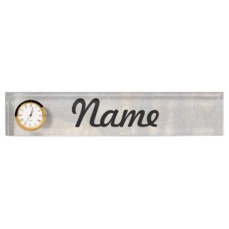 Pharmacy - A long tiring night Nameplates