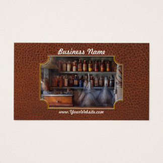 Pharmacy - Master of many trades Business Card