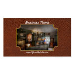 Pharmacy - Morning Preparations Business Card Templates