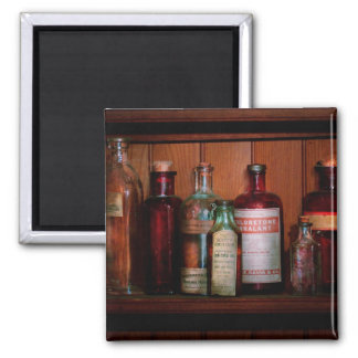 Pharmacy - Oils and Inhalants Fridge Magnet
