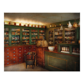 Pharmacy - Patent Medicine Flyer Design