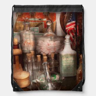 Pharmacy - Pharmaceutical Science Drawstring Bag