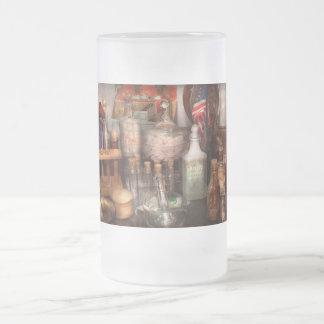 Pharmacy - Pharmaceutical Science Glass Beer Mug
