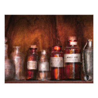 Pharmacy - Pharmacist's Fancy Fluids Flyer