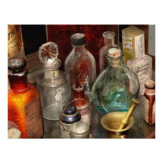 Pharmacy - Pick your poison 21.5 Cm X 28 Cm Flyer