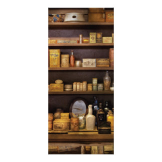 Pharmacy - Quick, I need a miracle cure Rack Card