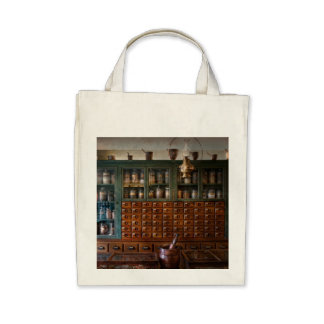 Pharmacy - Right behind the counter Bag