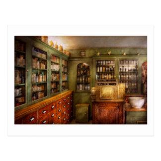 Pharmacy - Room - The dispensary Postcard
