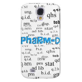 Pharmacy Student Pharm-D Gifts Galaxy S4 Cases
