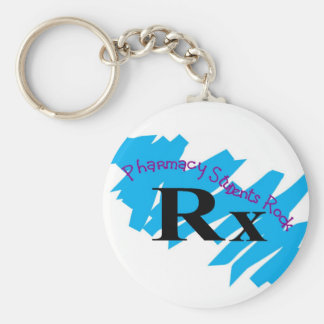 Pharmacy students ROCK keychain