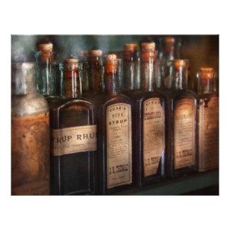 Pharmacy - Syrup Selection Custom Flyer