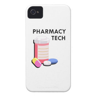 PHARMACY TECH iPhone 4 Case-Mate CASES
