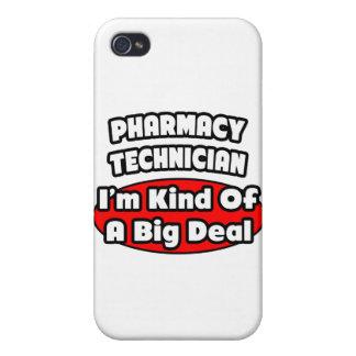 Pharmacy Technician .. Big Deal iPhone 4 Cases
