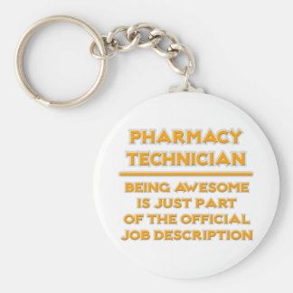 Pharmacy Technician .. Job Description Key Ring