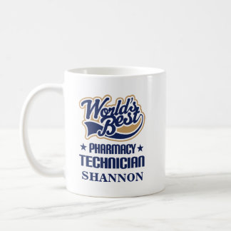 Pharmacy Technician Personalized Mug Gift